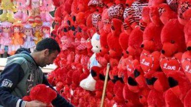 Photo of تعرف على حكم الاحتفال بعيد الحب. الإفتاء تجيب.