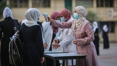 Photo of وفاة شخص وإصابة74 بكورونا بغزة.