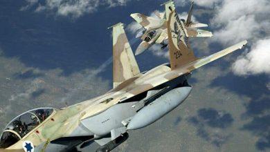 Photo of وردة الجليل: تدريب سلاح الجو الإسرائيلي يحاكي حربا بالجبهة الشمالية.