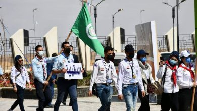 Photo of وزير الرياضة يقود ماراثون للمشي بالمدينة الرياضية بالعاصمة الإدارية