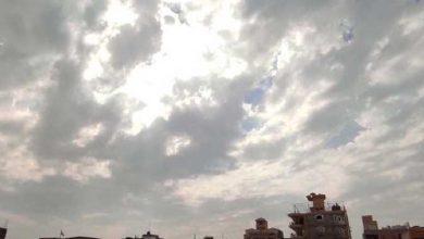 Photo of حالة الطقس فى فلسطين أجواء مشمسة ومستقرة.