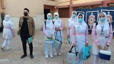 Photo of تدشين الحملة القومية للتطعيم ضد شلل الأطفال بالمنوفية