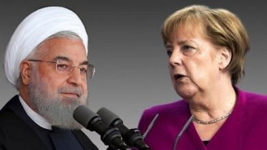 Photo of ميركل تطالب روحاني بإشارات إيجابية لحل ازمة الاتفاق النووي