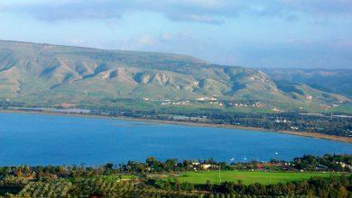 Photo of ارتفاع منسوب المياه في بحيرة طبرية بـ23 سم في أسبوع.