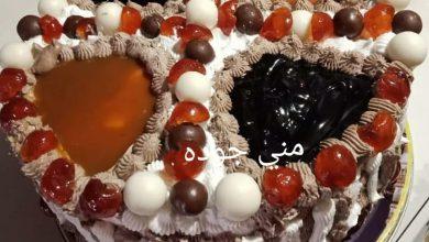 Photo of طريقه عمل تورته بصوص الشيكولاته و الكراميل