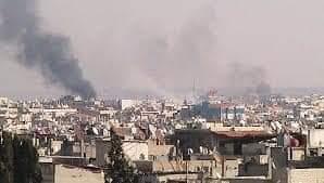 Photo of متابعة للضربة الإسرائيلية علي الحدود السورية العراقية