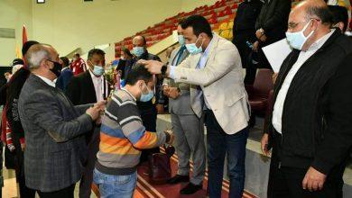 Photo of نائب محافظ الفيوم يشهد المباراة النهائية لدوري المصالح الحكومية
