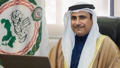 Photo of رئيس البرلمان العربي يؤكد دعم جهود مصر والسودان في حقهم لحفظ أمنهما المائي
