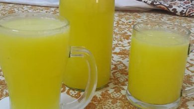 Photo of طريقه عمل عصير البرتقال والليمون