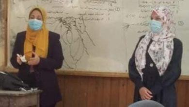 Photo of إقامة ندوة اعلامية بعنوان ( النظافة الشخصية للفتاة ) بحلوان