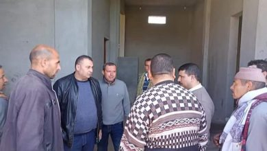 Photo of رئيس مركز ومدينة سيدي سالم  يتفقد الوحدة المحلية بقرية البلاصى