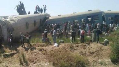 Photo of القبض على أحد الأسباب الرئيسية المتسبب فى حادث قطار سوهاج