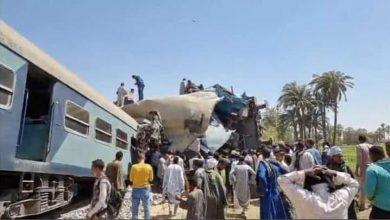 """Photo of """" العربي الأوروبي """" يوجه التعازي الى الشعب المصري في ضحايا حادث قطار سوهاج"""