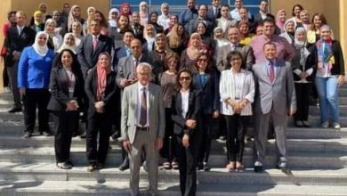 Photo of كلية اللغات والترجمة تضم أعضاء هيئة تدريس من الجامعات الألمانية والنمساية ببدر