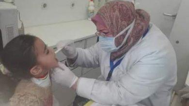 """Photo of الكشف وتوفير العلاج لأكثر من 1400 مواطنا """"بسمسطا بنى سويف"""