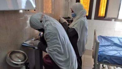 Photo of مستشفيات جامعه المنيا بدات اليوم بتطعيم الأطقم الطبية ضد فيروس كورونا