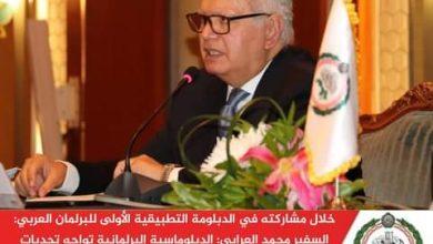 Photo of السفير محمد العرابي: الدبلوماسية البرلمانية تواجه تحديات عديدة