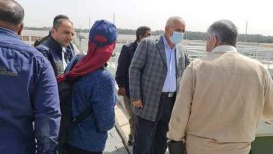 Photo of مسؤولوالإسكان يتفقدون مشروعات مدينة السادات