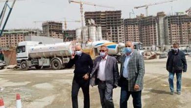 Photo of مسئولو الإسكان :يتفقدون مشروع تطوير منطقة مثلث ماسبيرو بالقاهرة
