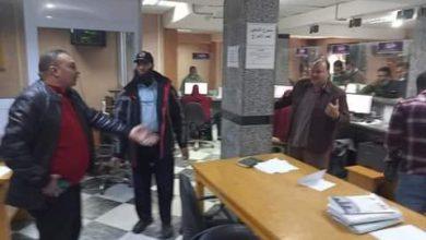 Photo of شريف هيكل يتفقد المركز التكنولوجي للوقوف على أدائه ومدى رضاء المواطن عن الخدمات المقدمة