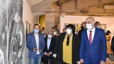 Photo of وزيرة الثقافة تفتتح الدورة 31 لصالون الشباب بقصر الفنون وتعلن جوائزه