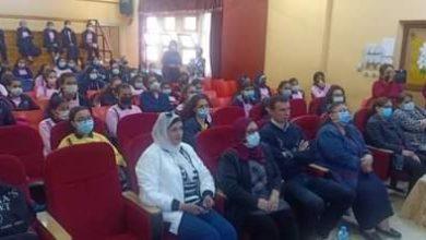 Photo of مخاطر الألعاب الإلكترونية ومواقع التواصل الاجتماعي بإعلام حلوان