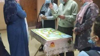 Photo of (حقك تنظمى ) تختتم فاعليات حملة تنظيم الأسرة بمنطقة المعصرة