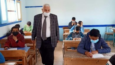 Photo of زيارة مفاجئة لوكيل اول وزارة التربيةوالتعليم بالأسكندرية لمتابعة اعمال الامتحانات