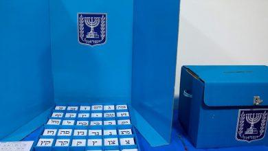 Photo of عاجل  نتائج أولية لانتخابات الكنيست الاسرائيلي الجارية في هذه اللحظات