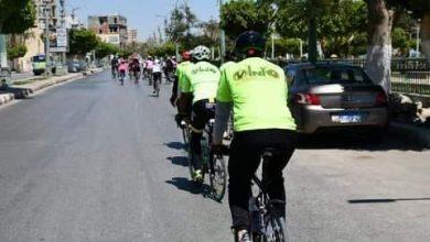 Photo of وزير الشباب يشهد مارثون للدراجات من امام كورنيش النيل بالمنيا
