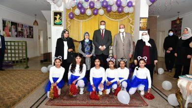Photo of محافظ الدقهلية يزور دار الرعاية بجمعية المساعي الخيرية وجمعية الطفل السعيد بالمنصورة