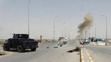 "Photo of إنفجارات هائلة رتلين"" جنوبي العراق"