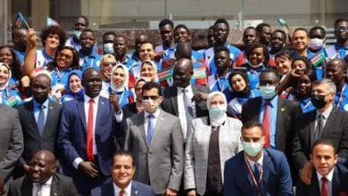 Photo of وزير الشباب والرياضة يفتتح فعاليات مؤتمر القاهرة القومي الأول لشباب جنوب السودان