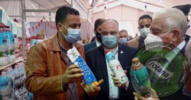 Photo of محافظ جنوب سيناء يفتتح معرض أهلا رمضان بطور سيناء بتخفيضات تصل لـ40%
