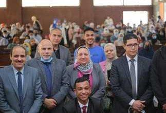 Photo of ندوة لطلاب جامعة الزقازيق بعنوان «خطورة الفكر المتطرف وسبل المواجهة»