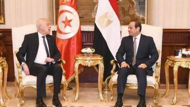 Photo of السيسى يثمن المستويات المتميزة التي وصلت إليها العلاقات بين مصر وتونس
