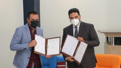 Photo of كلية الهندسة بجامعة المنصورة ووكالة الفضاء المصرية واتفاق في مجال العلوم