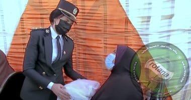 Photo of الداخلية توزع مستلزمات رمضان على المواطنين
