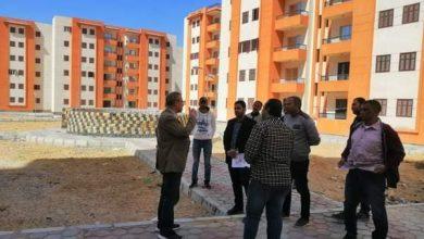 Photo of رئيس جهاز العبور الجديدة يتفقد مشروعات الإسكان والمرافق بالمدينة