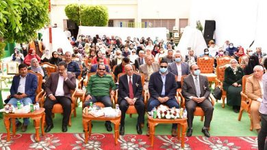 Photo of مختار خلال مشاركته فعاليات اليوم العالمي للتوحد بجمعية الشبان المسلمين بالمنصورة