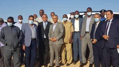 Photo of اللجنة الفنية المشتركة بين مصر والسودان تجتمع للربط السككي بين البلدين