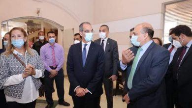 Photo of وزير الاتصالات يلتقى طلبة بُناة مصر الرقمية بمقر المبادرة