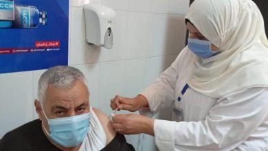 Photo of وكيل وزارة الصحة بالدقهلية يشهد تلقي لقاح فيروس كورونا للاطقم بمستشفى نبروة