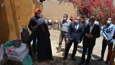 "Photo of محافظ المنيا يتفقد مشروع ""قدرة الخير"" للأسر الأكثر احتياجاً"