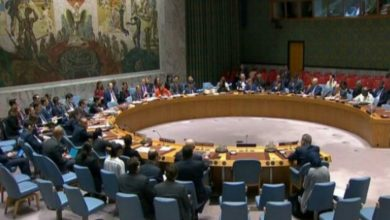 Photo of مجلس الأمن يرحب بالمبادرة السعودية بانهاء الصراع في اليمن والتوصل إلى حل سياسي شامل