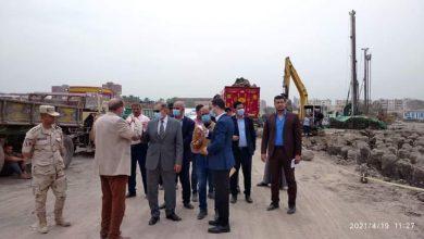 Photo of محافظ كفر الشيخ يتفقد بدء الأعمال لإقامة 109 عمارة ب 10 ألف و464 وحدة سكنية بغرب العاصمة