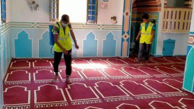Photo of الأوقاف تواصل حملتها الموسعة لنظافة وتعقيم المساجد على مستوى الجمهورية