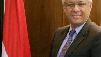 """Photo of الحبيب النوبي """"  ينعى السفير ياسر عاطف سفير مصر لدي الكويت الأسبق"""