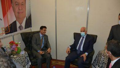 Photo of الإعداد لمؤتمر اقتصادي برعاية الغرفة التجارية بالجيزة ومجلس الأعمال اليمني