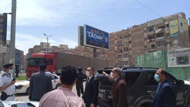 Photo of محافظ كفر الشيخ يضبط سيارة نقل مخالفة والتحفظ على لوحات 7 سيارات ملاكي